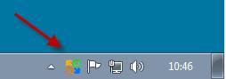 syncdocs in taskbar
