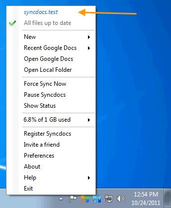 New feature | Syncdocs – The Best Google Drive App