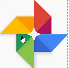 how to download shared photos from google drive